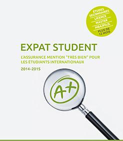 PRODUIT D'ASSURANCE APRIL - EXPAT-STUDENT